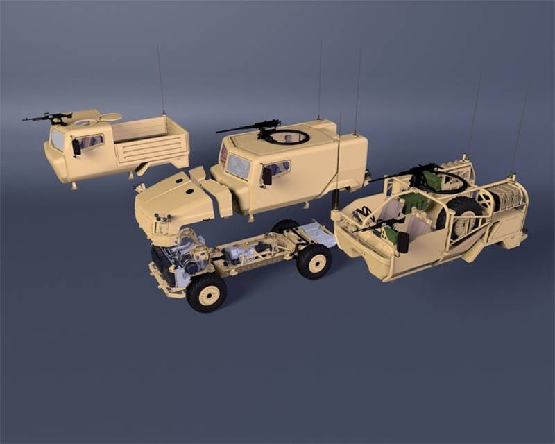 When replacing means a radical change. Overview of light armored vehicles. (Part of 4)
