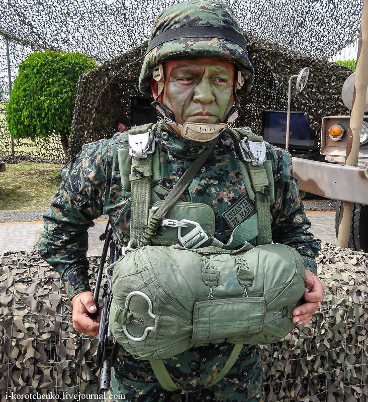 Special Forces of the Marine Corps of Peru