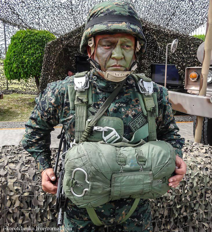 Forças Especiais do Corpo de Fuzileiros Navais do Peru