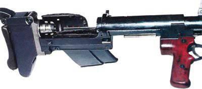 W / 7,92 - anti-tank rifle from Czechoslovakia