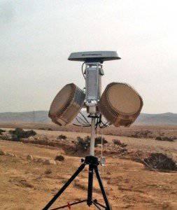 Un radar hemisférico multipropósito demostró la posibilidad de detectar misiles, proyectiles de artillería y municiones de mortero del enemigo.