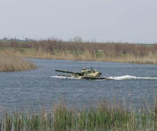 """Landing """"Sprut-SD"""" modernisieren und vereinheitlichen mit BMD-4M"""