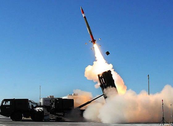 लॉकहीड मार्टिन ने PAC-3 MSE इंटरसेप्टर मिसाइल का परीक्षण किया
