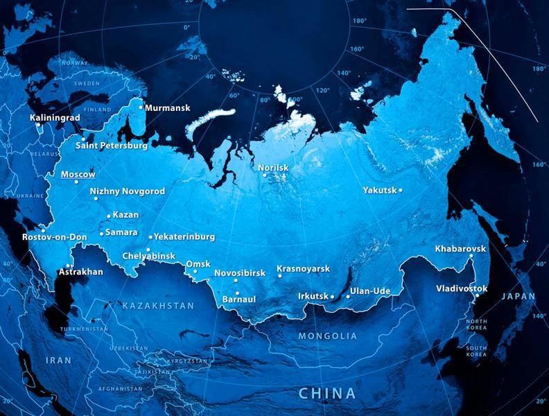 미국은 러시아에 대처하는 방법, 푸틴을위한 컨닝 페이퍼를 만들었다.