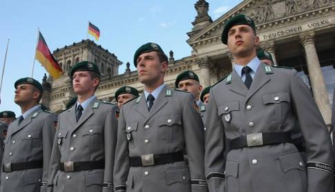 Германия значительно увеличит численность своей армии