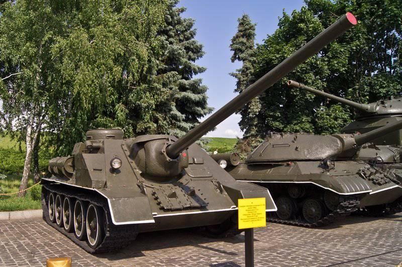 Museo delle attrezzature militari a Kiev (foto)
