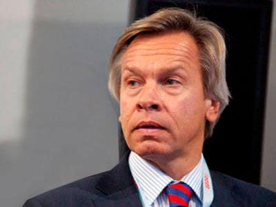 Puschkow: Den USA wird es nicht gelingen, Integrationsprozesse im postsowjetischen Raum zu stören