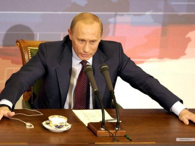 Die Reinigung des staatlichen Körpers Russlands beginnt