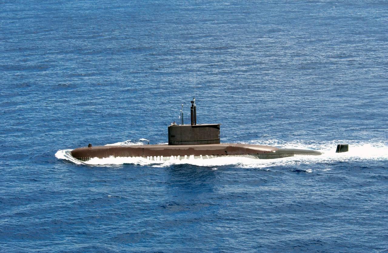 подводная лодка португалии