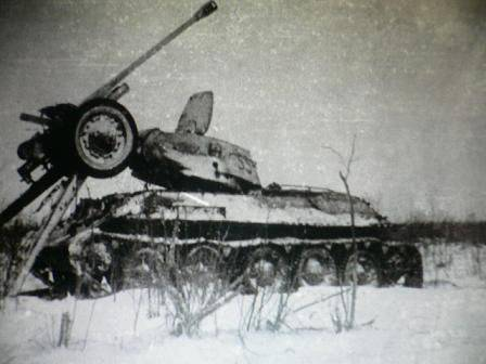 T-34. Machine by the Soviet rules