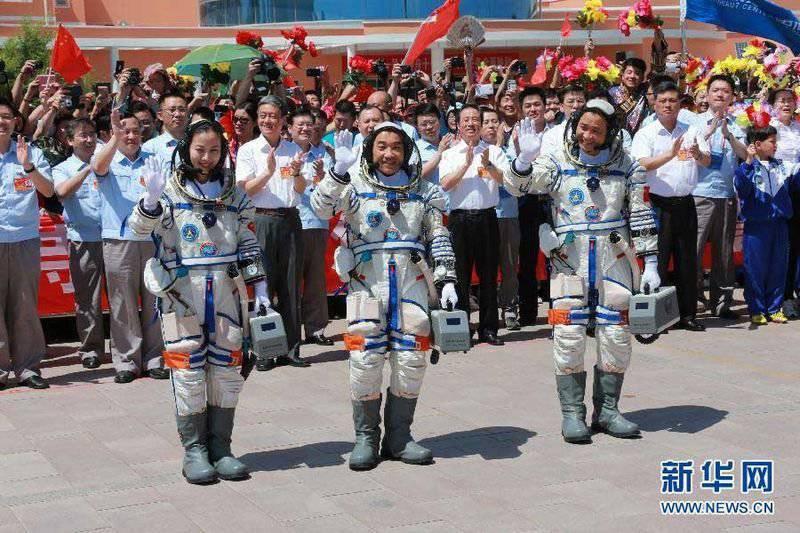 La Cina ha lanciato la sua più lunga missione spaziale