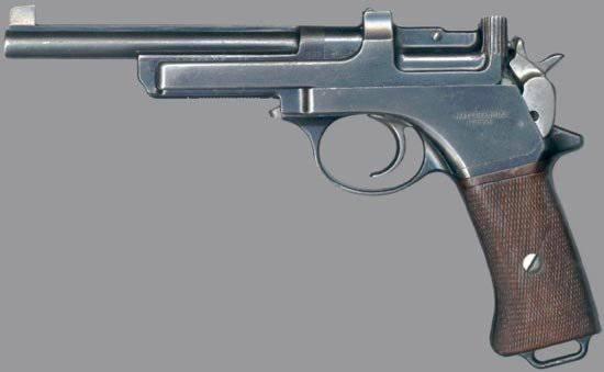 मनिचर M1901 पिस्तौल