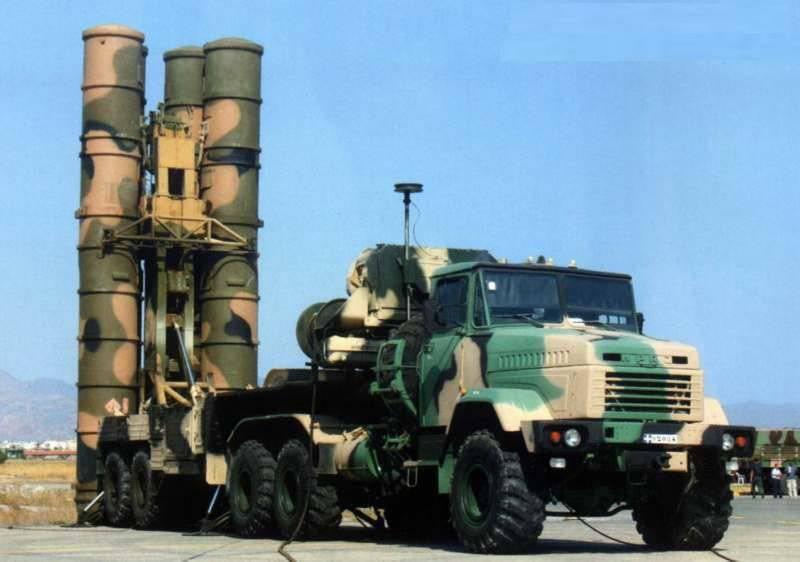 対空ミサイルシステムC-300P