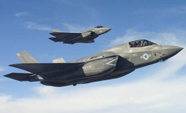 EEUU incrementará el ritmo de producción del caza F-35.