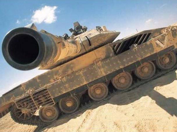 """Ana savaş aracı AOI """"Merkava Mk.4"""" in yapıcı güvenlik açıkları. uzatma"""