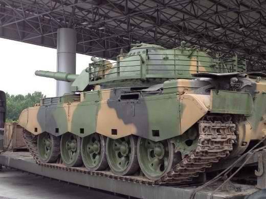 Китай в очередной раз модернизировал клон советского Т-54