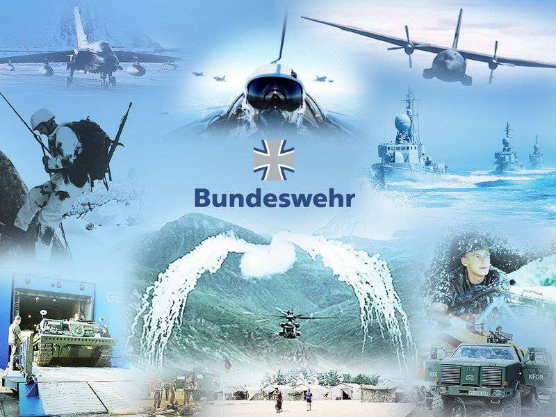 The present and future of the Bundeswehr