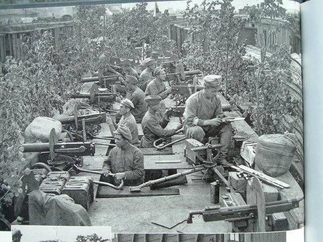 ロシア人に対する西側:チェコスロバキア軍団の蜂起。 2の一部