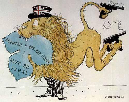 """""""英国狮子""""变成了豺狼"""