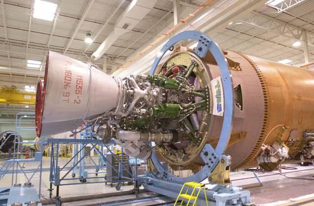 Rus roket motoru RD-180 için gerçek mücadele ABD'de açıldı