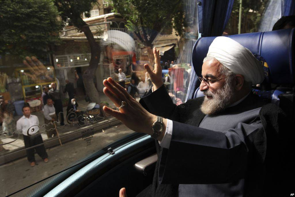 "New Iranian President Hassan Rouhani: A Beacon of Liberalism or the ""Golden Mean""?"