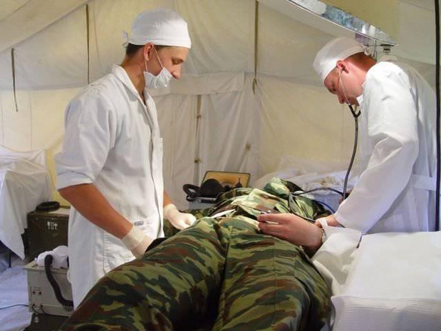 Askeri doktorlar