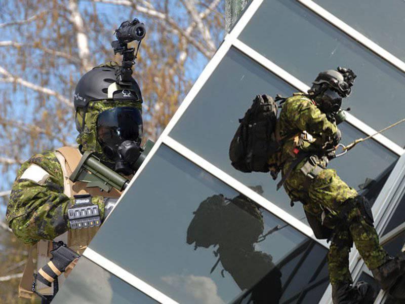 CANSOFCOM - Kanadische Spezialeinheiten