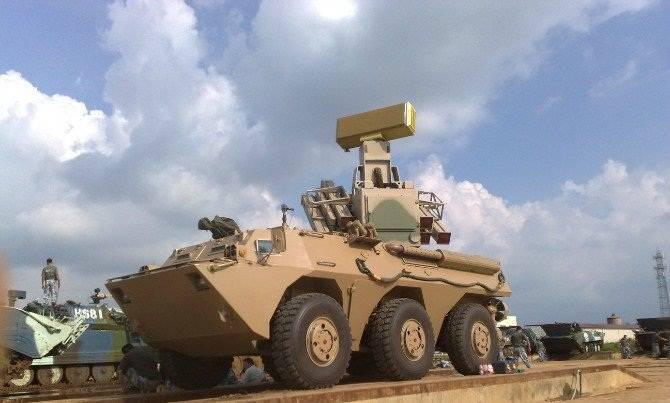 Missile d'avion pour l'armée: Yitian SAM