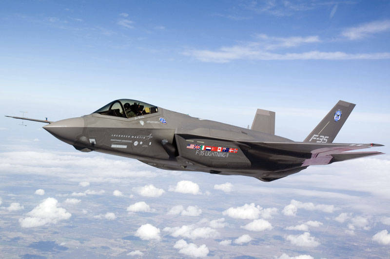 "Israel will be the first foreign state to adopt the F-35 ""Lightning-2"" fighter - Lockheed Martin"