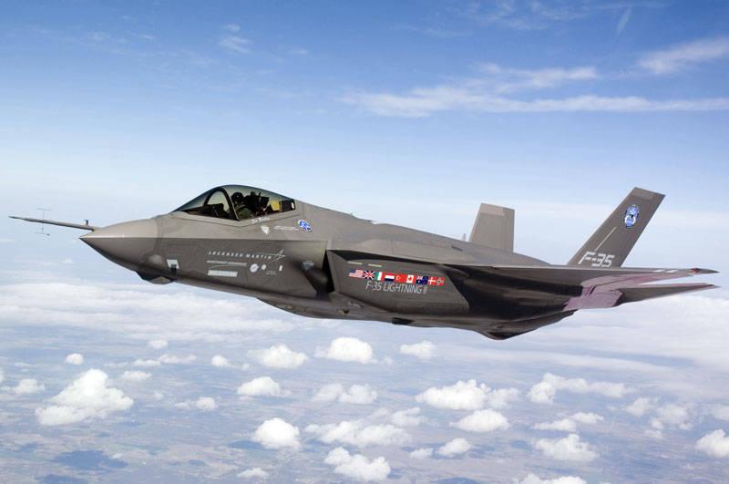 """F-35 """"लाइटनिंग-2"""" फाइटर को अपनाने वाला इज़राइल पहला विदेशी राज्य होगा - लॉकहीड मार्टिन"""
