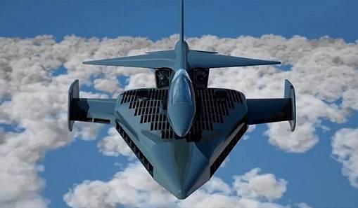 Les ingénieurs britanniques ont déclassifié les développements militaires dans les années 1960