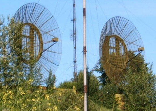 Military communications in the mountains of Abkhazia are mastering the means of communication of a new generation