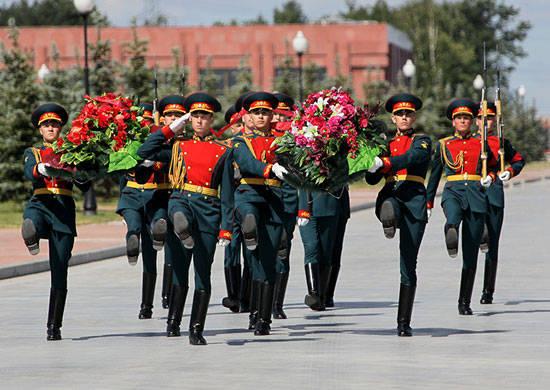 El cementerio del Memorial de Guerra Federal se inaugurará el Día de la Memoria y el Duelo en la región de Moscú