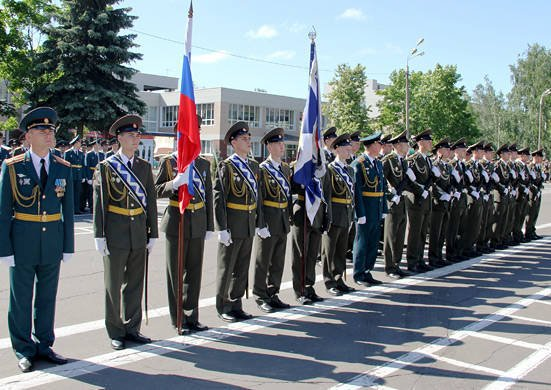216 lieutenants of the Military Technical University begin an independent life