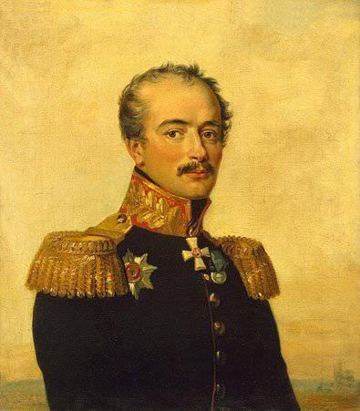俄罗斯在高加索地区的胜利:卡尔斯在1828年度的风暴。 2的一部分