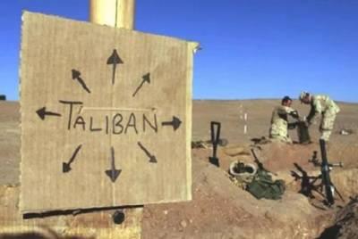 Ebedi savaş Afganistan