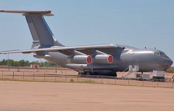 Ucrania suministrará aviones cisterna a China en lugar de Rusia