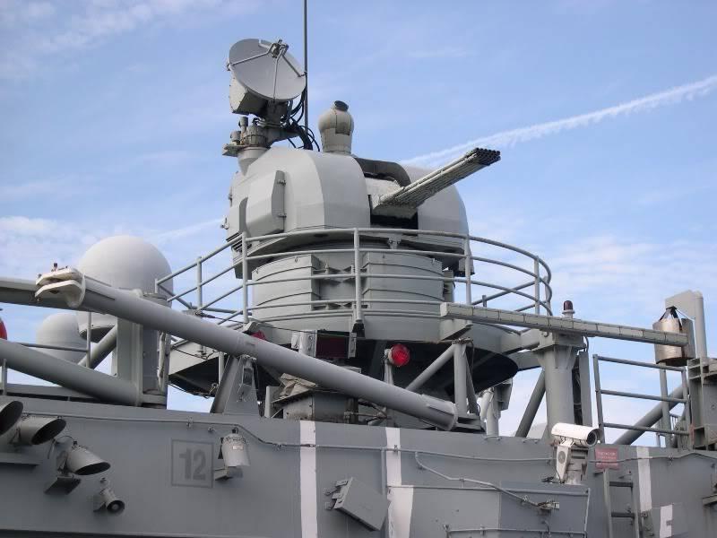 """""""Arma Multi-cañón"""" de la Armada Española"""