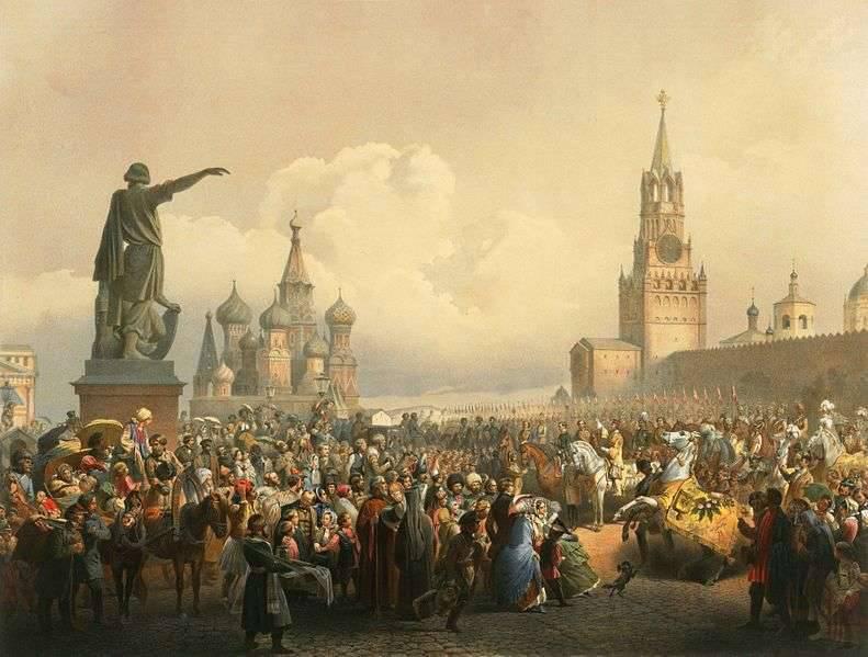 ロシア語 - 血と文化?