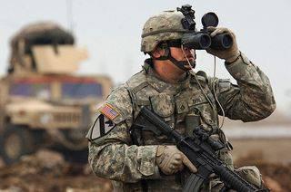 Gli Stati Uniti ridurranno le loro forze di terra di 80 migliaia di persone