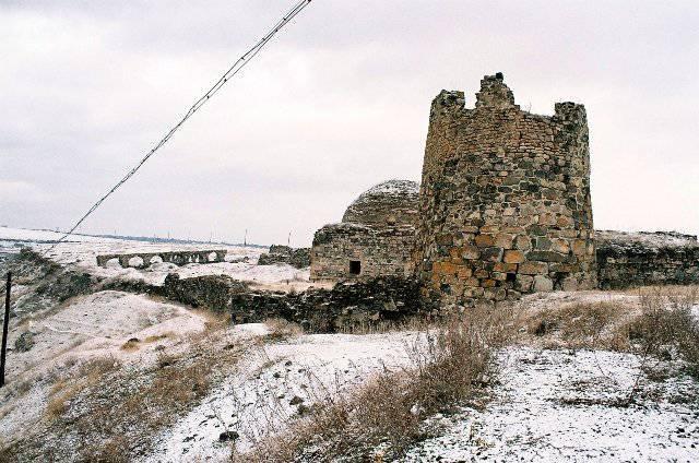 俄罗斯在高加索地区的胜利:在1828捕获Akhalkalaki和Akhaltsikhe战役
