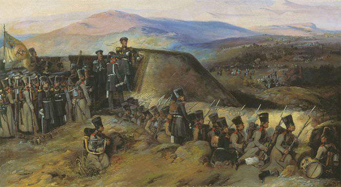 Russian victories in the Caucasus: the capture of Akhalkalaki and the Akhaltsikhe battle in 1828. Part of 2