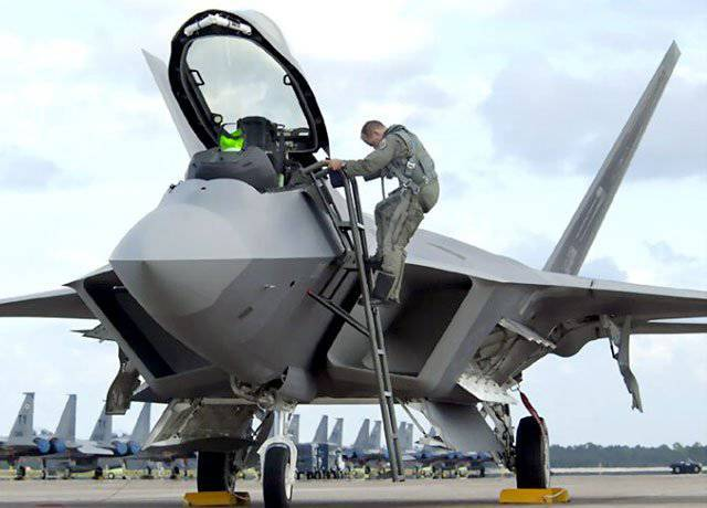 "Drive a predator. To the shame of the F-22 ""Raptor"""
