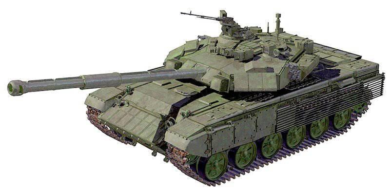 Прототипы танка «Армата»
