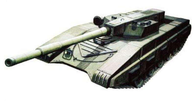 "Tank Prototypes ""Armata"""