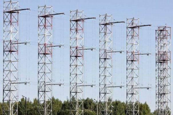 最新のレーダーは4方向からモスクワの空をカバーします