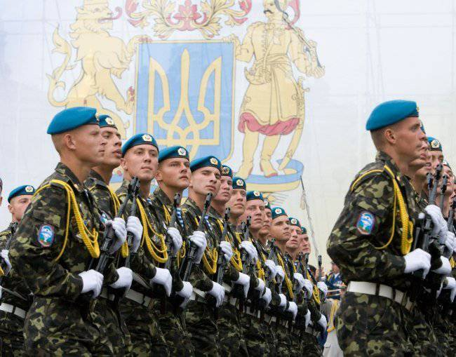 The military legacy of the USSR turned out to be excessive for Ukraine