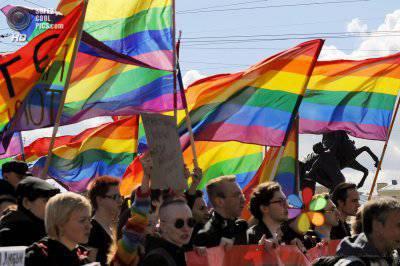 ЛГБТ-террор и закат человечества