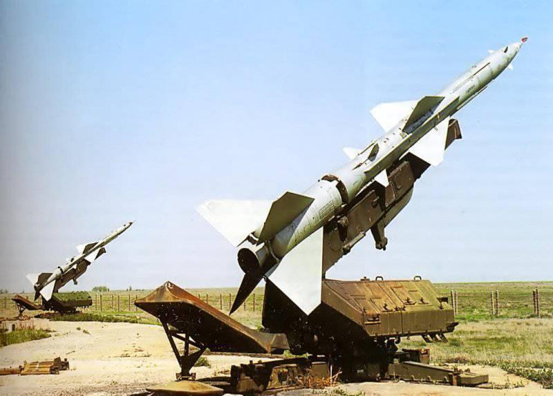 Первый советский массовый ЗРК С-75