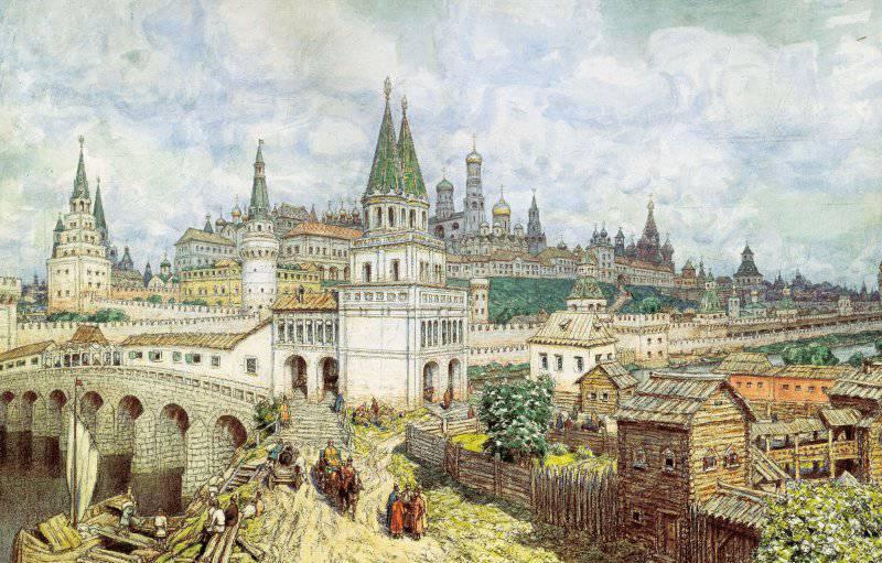 Правда Руси. Русский блеск на фоне варварской Европы